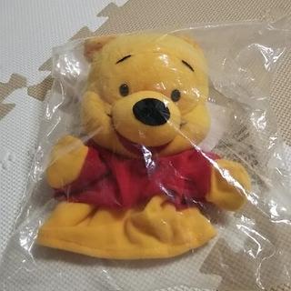 Disney - ★DWE★ オリジナルプーさんパペット  ぬいぐるみ