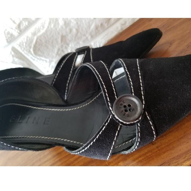celine(セリーヌ)のCELINE セリーヌ パンブス  23cm レディースの靴/シューズ(ハイヒール/パンプス)の商品写真