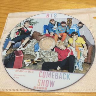 ボウダンショウネンダン(防弾少年団(BTS))のBTS DVD COMEBACK SHOW 2017.9.21 DNA(アイドル)