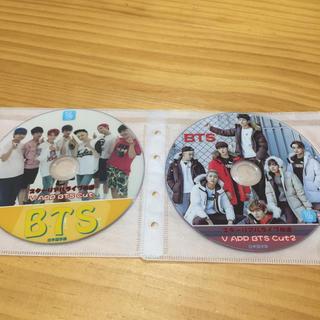 ボウダンショウネンダン(防弾少年団(BTS))のBTS DVD VLIVE CUT 2枚セット 防弾少年団(アイドル)