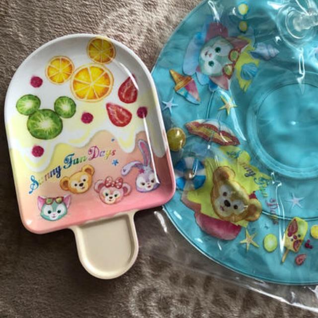 ダッフィー(ダッフィー)のダッフィーサニーファン エンタメ/ホビーのおもちゃ/ぬいぐるみ(キャラクターグッズ)の商品写真