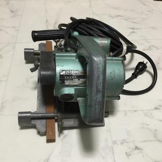 日立 46mm ブレーキ付 仕上溝切(工具/メンテナンス)
