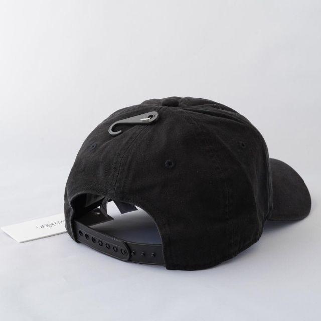 Calvin Klein(カルバンクライン)のCALVIN KLEIN カルバン クライン BLACKデニムキャップ メンズの帽子(キャップ)の商品写真