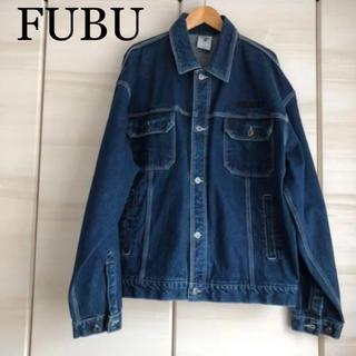 FUBU - FUBU フブ Gジャン デニムジャケット