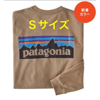 patagonia - パタゴニア ロンT P-6ロゴ レスポンシビリティー Sサイズ