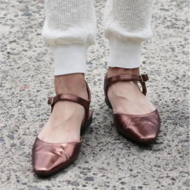 Ungrid(アングリッド)のungrid フラットシューズ 最終値下げ レディースの靴/シューズ(サンダル)の商品写真