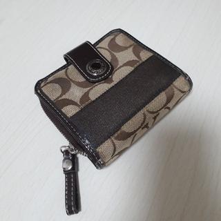 COACH - COACH コーチ 二つ折り財布