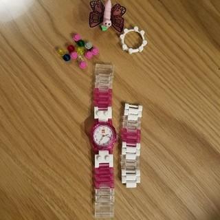 レゴ(Lego)のレゴ 腕時計 ピンク(腕時計)
