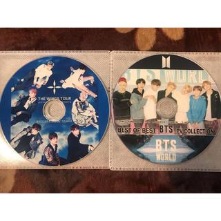 ボウダンショウネンダン(防弾少年団(BTS))の防弾少年団 BTS WINGS TOUR DVD(ミュージック)