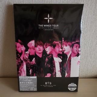 ボウダンショウネンダン(防弾少年団(BTS))の防弾少年団 BTS BluRay DVD WINGS TOUR 初回限定盤(ミュージック)