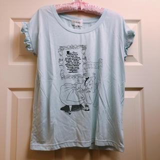 ジルバイジルスチュアート(JILL by JILLSTUART)のJILL by JILL STUART ディズニー ふしぎの国のアリス Tシャツ(Tシャツ(半袖/袖なし))