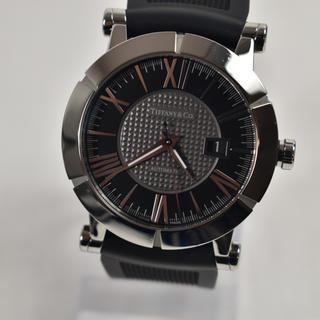 ティファニー(Tiffany & Co.)のティファニー アトラス  ラバーベルト(腕時計(アナログ))