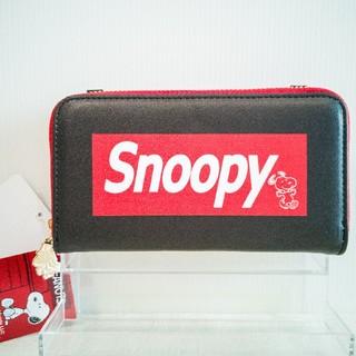 SNOOPY - 【即落OK 未使用】スヌーピー スマホ対応ウォレット