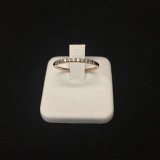 4℃ - 4℃ K10(10金)ダイヤリング