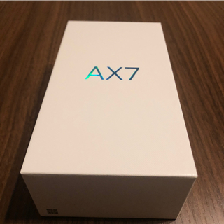 ANDROID - AX7 OPPO