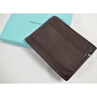 ティファニー(Tiffany & Co.)のティファニー パスケース(名刺入れ/定期入れ)