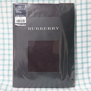BURBERRY - BURBERRY  タイツ