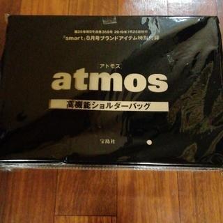 アトモス(atmos)のsmart スマート 8月号 付録 アトモス 高機能ショルダーバッグ(ショルダーバッグ)