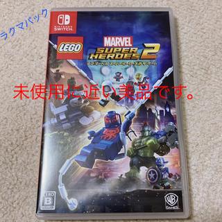 Nintendo Switch - レゴマーベル スーパー・ヒーローズ2 ザ・ゲームNintendo Switch版