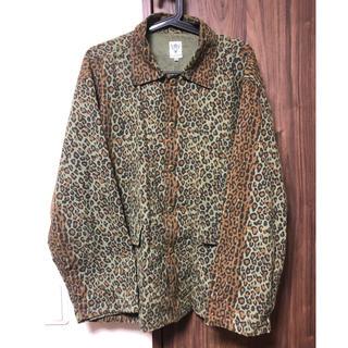 エスツーダブルエイト(S2W8)のsouth2west8 hunting shirts M s2w8  レオパード(シャツ)