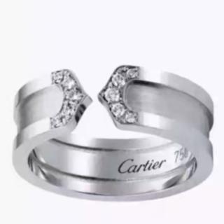 カルティエ(Cartier)のカルティエ?2C ダイヤリング(リング(指輪))