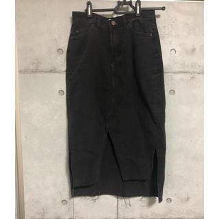 ZARA - ザラ ひざ下丈スカート