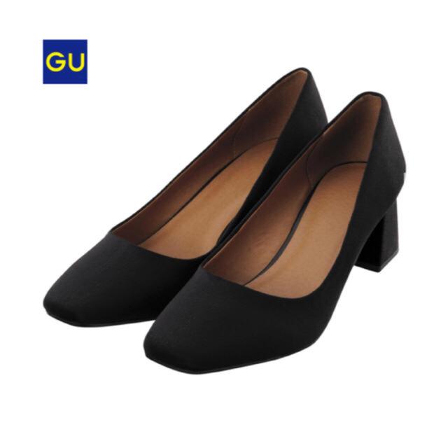 GU(ジーユー)のGU♡スエードパンプス レディースの靴/シューズ(ハイヒール/パンプス)の商品写真
