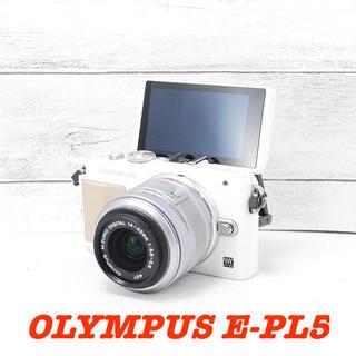 OLYMPUS - ❤女性に人気❤自撮り&スマホ転送❤OLYMPUS E-PL5