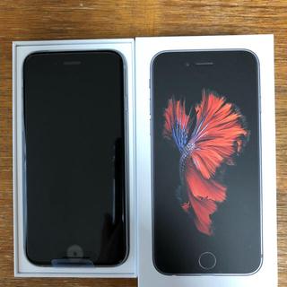 iPhone - 【新品未使用】iPhone6S/32GB/SIMフリー