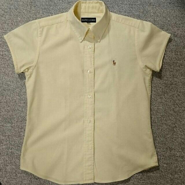 Ralph Lauren(ラルフローレン)のラルフローレン 150 半袖シャツ used レディースのトップス(シャツ/ブラウス(半袖/袖なし))の商品写真