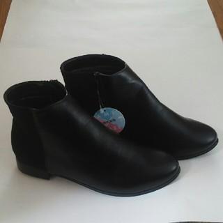 ヴェリココ(velikoko)のvelikoko ヴェリココ 晴雨兼用 ブーツ 24.5 未使用品(ブーツ)