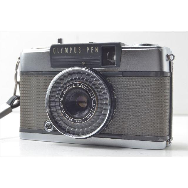 OLYMPUS(オリンパス)のOlympus オリンパス Pen EE-2 ハーフカメラ 完動品 整備清掃済  スマホ/家電/カメラのカメラ(フィルムカメラ)の商品写真