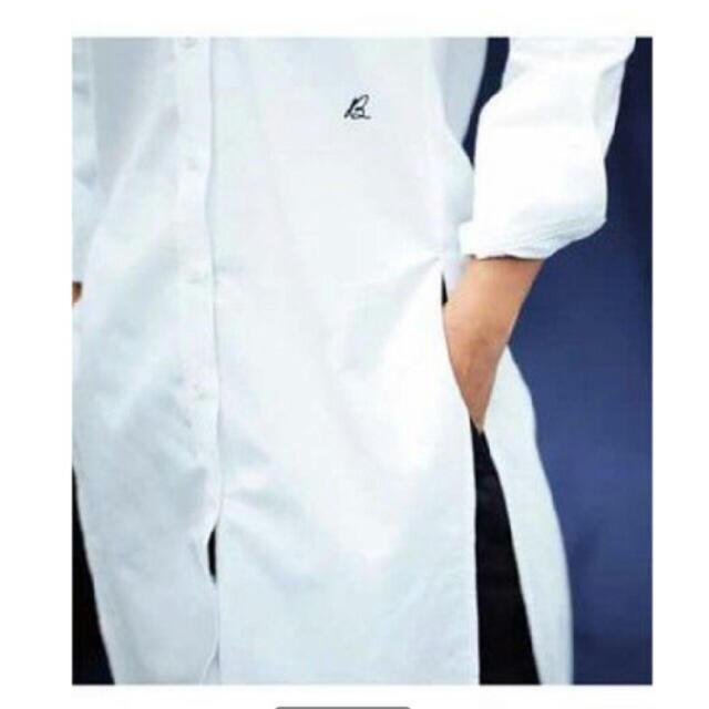 MADISONBLUE(マディソンブルー)のマディソンブルー   シャツワンピース 00 レディースのトップス(シャツ/ブラウス(長袖/七分))の商品写真