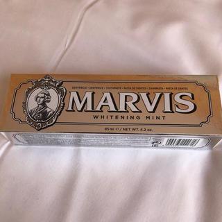 マービス(MARVIS)のMARVIS マービス  ホワイトニングミント 85g(歯磨き粉)