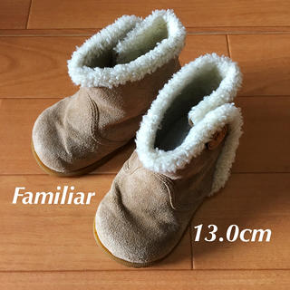 ファミリア(familiar)の【familiar】ブーツ(ブーツ)