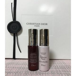 Dior - 【新品】Dior ワン エッセンシャル セラム & カプチュール ドリームスキン