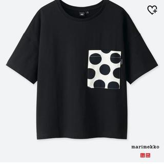 UNIQLO - UNIQLO マリメッコTシャツ
