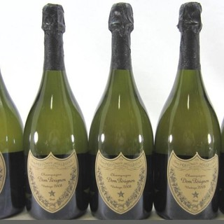 ドンペリ白×6 正規品新品未開封(シャンパン/スパークリングワイン)