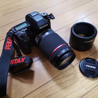 PENTAX - 運動会セット K-5 & HD PENTAX-DA 55-300mm