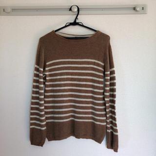 ムジルシリョウヒン(MUJI (無印良品))の無印  ニット  セーター(ニット/セーター)