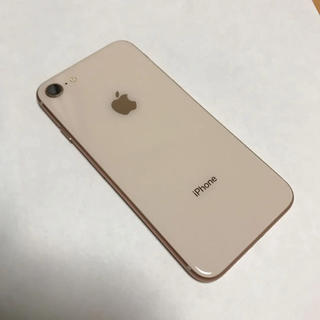 iPhone8 64GB simフリー