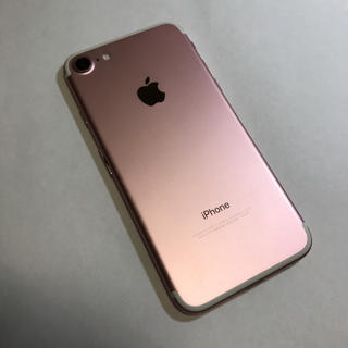 iPhone7 128GB simフリー