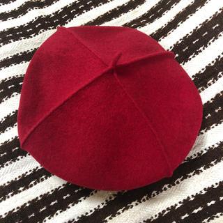 ネストローブ(nest Robe)のベレー帽(ハンチング/ベレー帽)