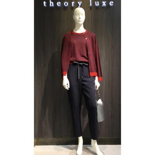 Theory luxe - theory luxe STRETCH DOUBLE 18AW 昨季 新品