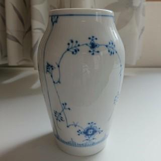 ロイヤルコペンハーゲン(ROYAL COPENHAGEN)のロイヤルコペンハーゲン  花瓶  美品(花瓶)