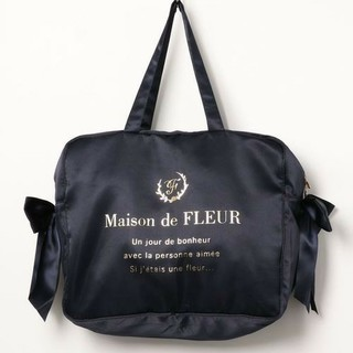 Maison de FLEUR - メゾンドフルール♡キャリーオンバッグ ボストン