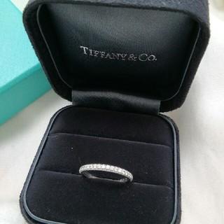 Tiffany & Co. - りん様専用ティファニー TIFFANY ハーフエタニティ pt950 ソレスト