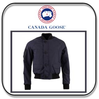 カナダグース(CANADA GOOSE)のカナダグース  ボンバージャケット  カナダ製 (US)M / (JP)L(ナイロンジャケット)