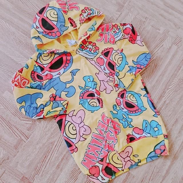 HYSTERIC MINI(ヒステリックミニ)の未使用 ヒステリックミニ ヒスミニ パーカー 90 キッズ/ベビー/マタニティのキッズ服 女の子用(90cm~)(ジャケット/上着)の商品写真