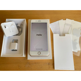 Apple - iPhone 7 Plus Gold 32 GB Softbank 美品